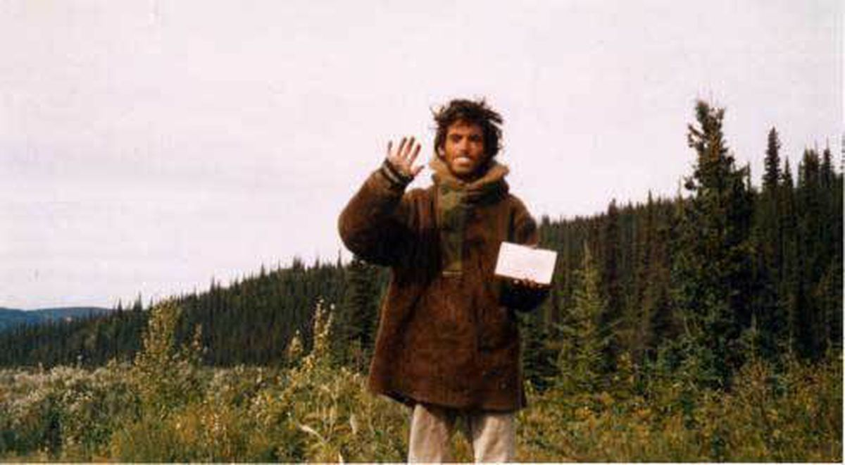 The Fiction That Is Jon Krakauer S Into The Wild