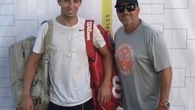 Anchorage tennis player Eddie Lewis pursues pro career