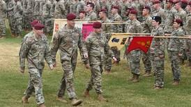 'They are our nation's best': Col. Shouse assumes command of Alaska's 4-25