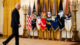 72 hours at Camp David: Inside Biden's seemingly lagging response to the fall of Afghanistan