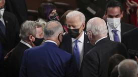 Water bill may open spigot for Biden infrastructure plan