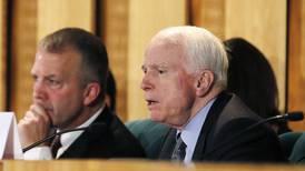 Sullivan picks up new Senate chairmanship and an international position after McCain's death