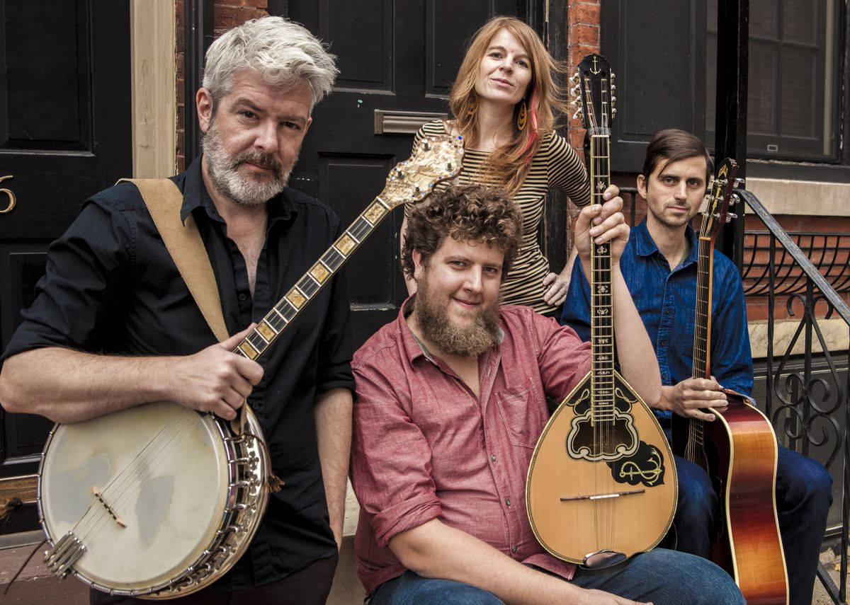 The Seamus Egan Project will headline the first week of the Anchorage Folk Festival