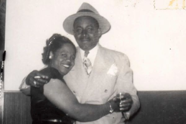 Beatrice and Robert Coleman, pictured sometime around 1945-1950. (Courtesy Theressa Leaner)