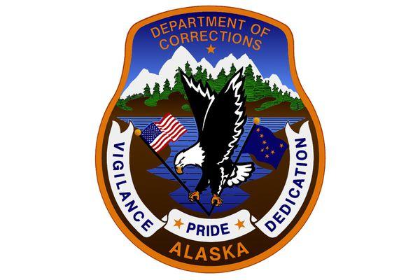 Alaska Department of Corrections emblem
