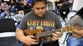 'The year the ukuleles took over': Anchorage students' interest in the tiny stringed instrument soars