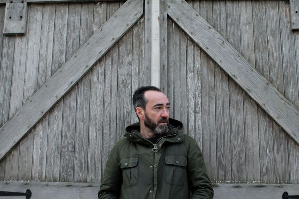 James Mercer of The Shins (Photo by Marisa Kula)