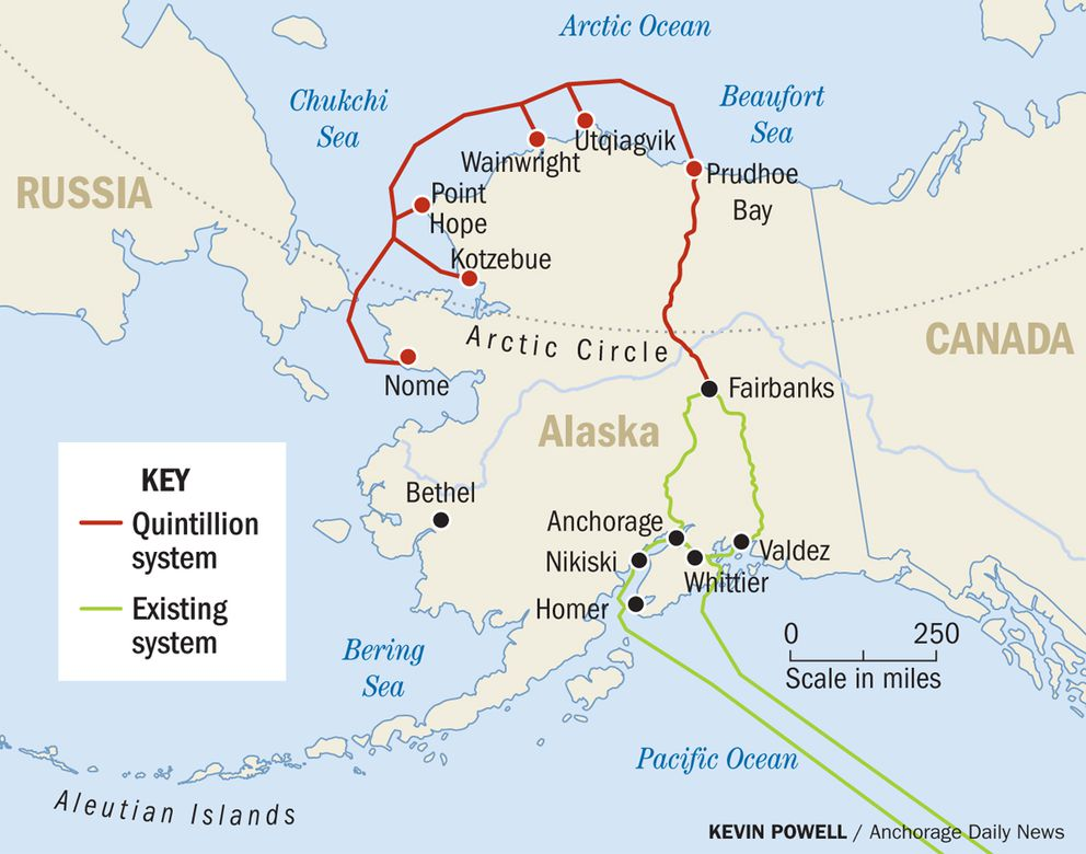 Inside The Alaska Broadband Company Whose Former Ceo Is Charged With