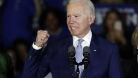 Biden wins 8 Super Tuesday states as Sanders takes California