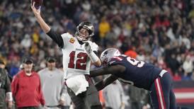 Tom Brady beats Patriots in New England return, 19-17
