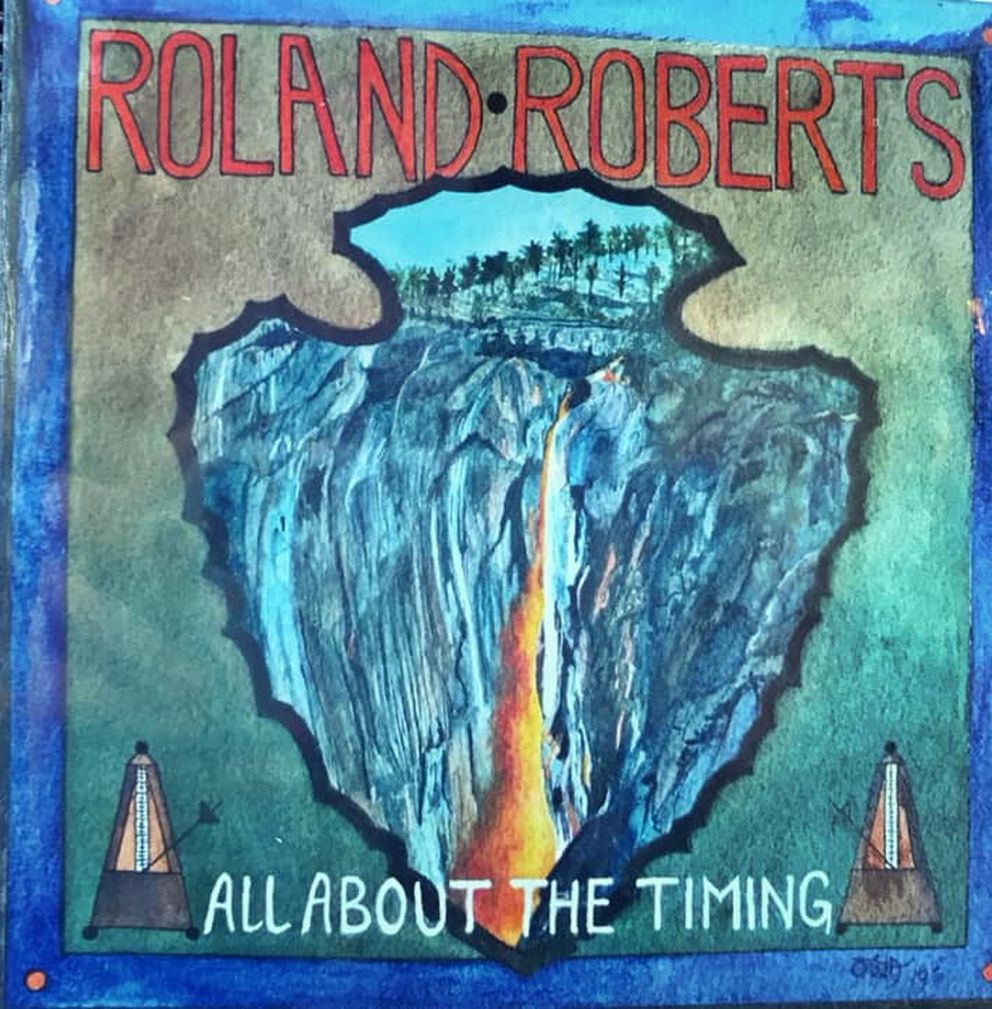 Roland Roberts, 'All About the Timing '