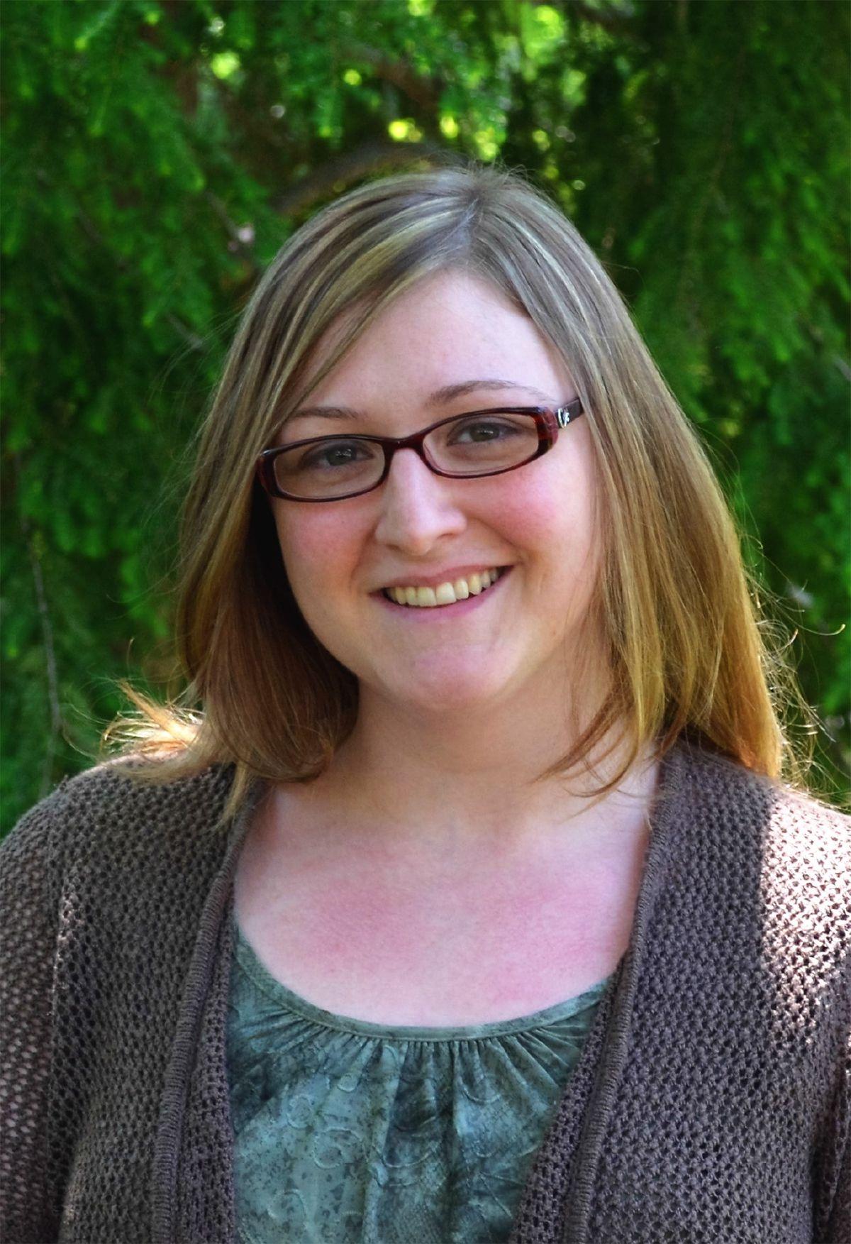 """Mary Kudenov is the author of """"Threadbare."""" (Courtesy University of Alaska Press)"""