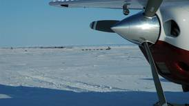 Unanticipated adventures flying home from Iditarod Trail