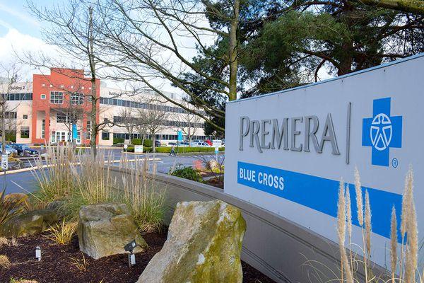 Premera Blue Cross headquarters in Mountlake Terrace, Washington. (Premera photo)