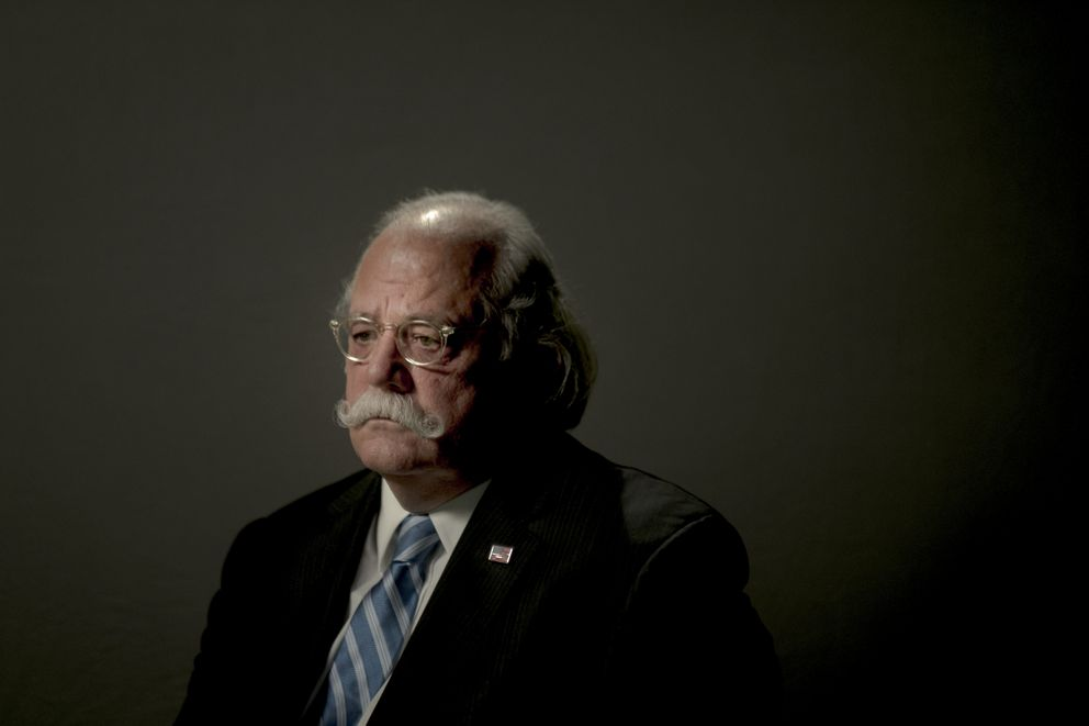FILE — Ty Cobb, who was hired as a White House lawyer in July, in Washington, Oct. 26, 2017. (Gabriella Demczuk/The New York Times)