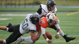 Top-ranked Colony football team delivers clinical 46-15 victory at West