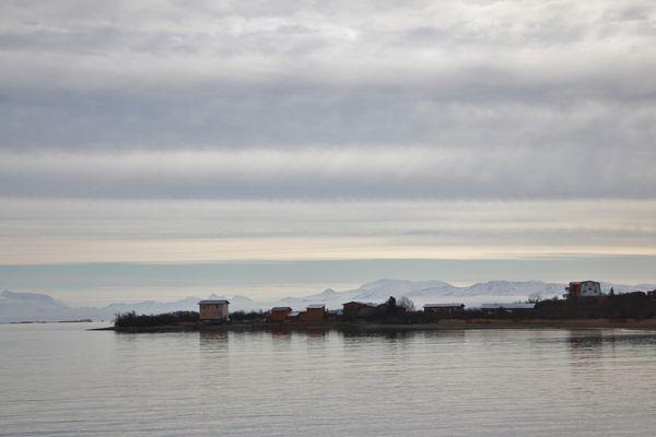 Iliamna and Iliamna Lake (Isabelle Ross / KDLG file)