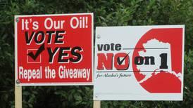 Defeat of oil tax referendum puts Alaska in win-win territory