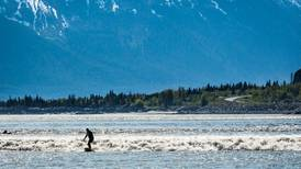 Biggest bore tide of year expected Tuesday just south of Anchorage