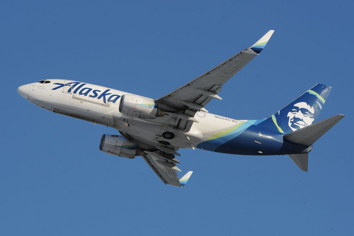 Alaska Airlines Cargo Jets Need An Unexpected Repair