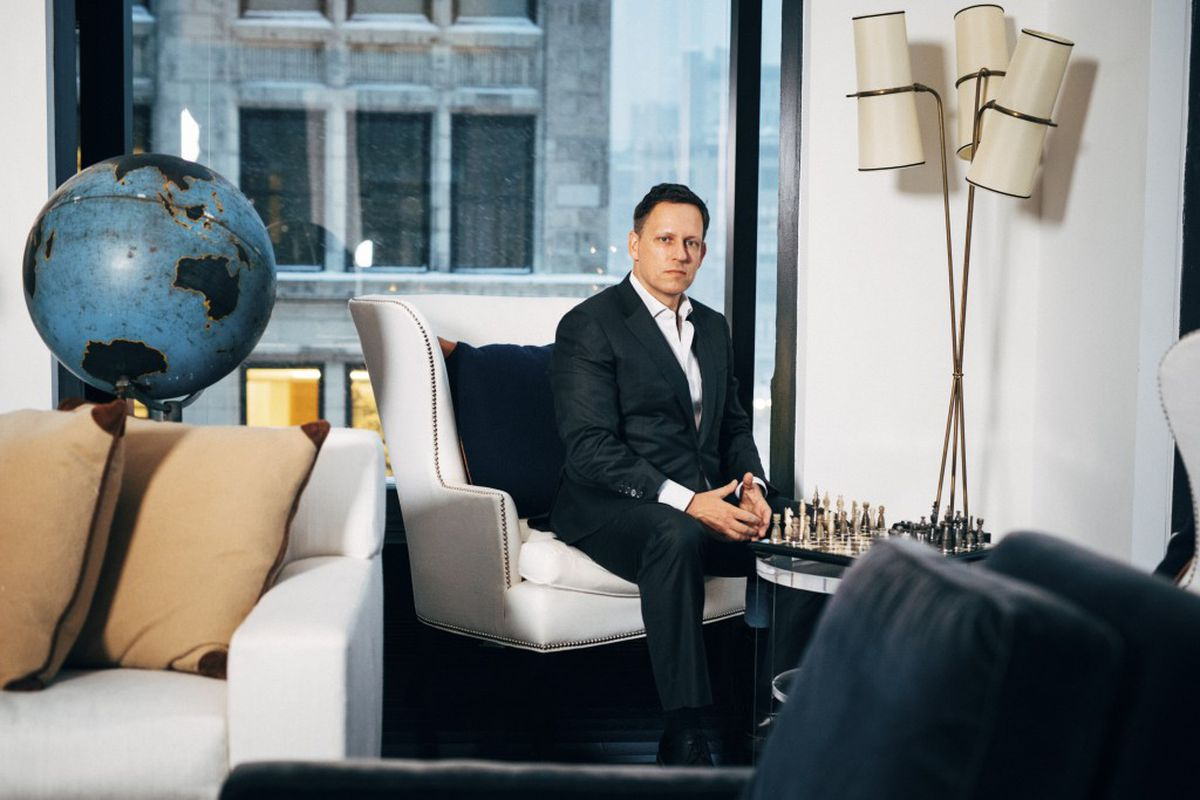 Peter Thiel became New Zealand citizen in California in 2011
