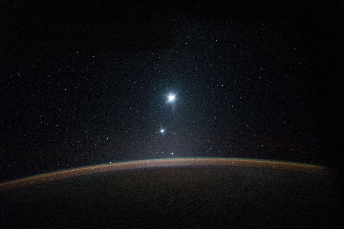 Night Earth observations taken by NASA astronaut Scott Kelly. Scott Kelly/NASA.