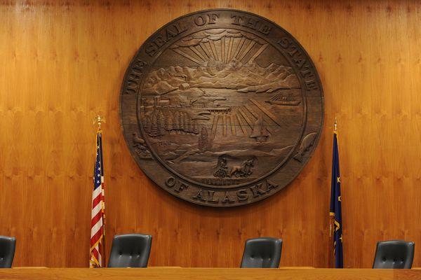 Alaska Supreme Court on Wednesday, Oct. 12, 2016. (Bill Roth / Alaska Dispatch News)