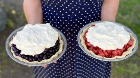 Letter: Julia O'Malley's pie crust