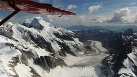 Want a really big view? Try seeing Alaska by air
