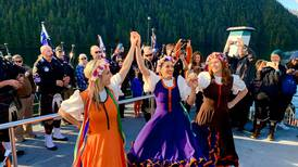 Sitkans mark Alaska Day with music, memorials and more