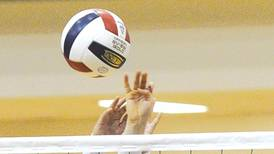 West Eagles fend off Service for five-set volleyball victory