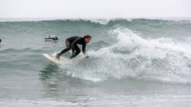 Photos: Surf's up on Kodiak Island