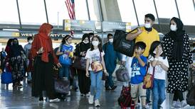 Up to 100 Afghan refugees to be resettled in Alaska through March