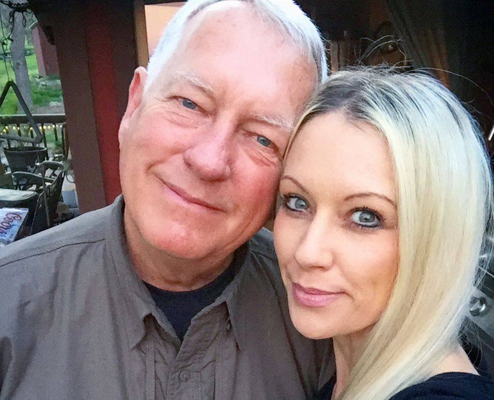Gary Peters and his daughter, Kelli Oslie. (Photo provided by Gary Peters)
