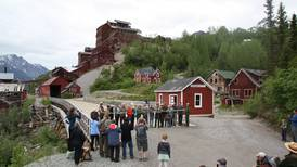 Amid the ruins of the Kennecott mine, a quiet new look at Alaska's past