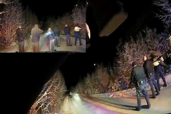 Alaska State Troopers and the Fairbanks Police Department released audio and video recordings on Wednesday, Oct. 10, 2018, from the fatal officer-involved shooting that killed 20-year-old Cody Eyre on Dec. 24, 2017. (Screengrab via YouTube)
