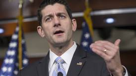 Ryan says he's not ready to back Trump