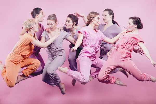 Pulse Dance Company will have their season eight finale this week in Anchorage. (Photo by Kerry Tasker)