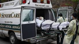 Nursing home deaths among Medicare patients increased 32% in 2020 amid pandemic
