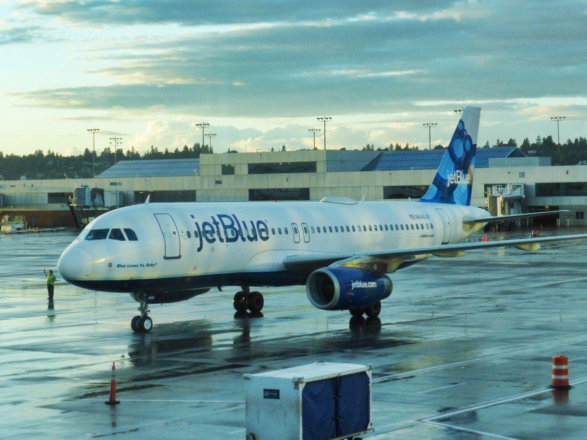 Jet Blue is in its fifth summer in Alaska.