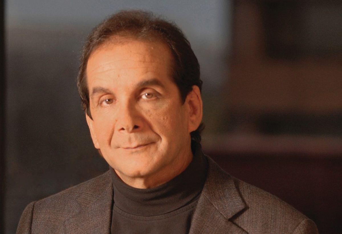 Charles Krauthammer. (Steve Barrett / The Washington Post)