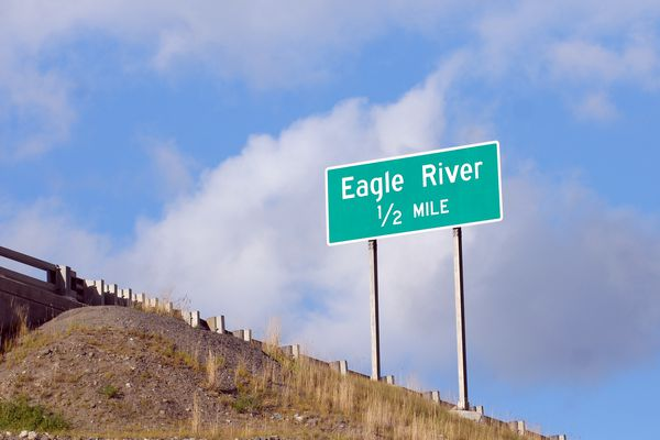 Eagle River is located about nine miles north of Anchorage on the Glenn Highway. (Chugiak-Eagle River Star file photo / Matt Tunseth)