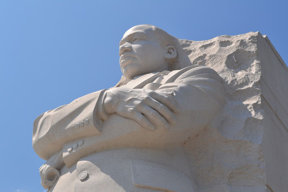 The Martin Luther King Jr. Memorial in Washington, D.C. (Pixabay)