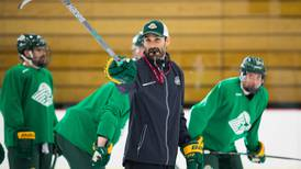 Former UAA hockey coach Matt Curley is the new USHL coach in Des Moines