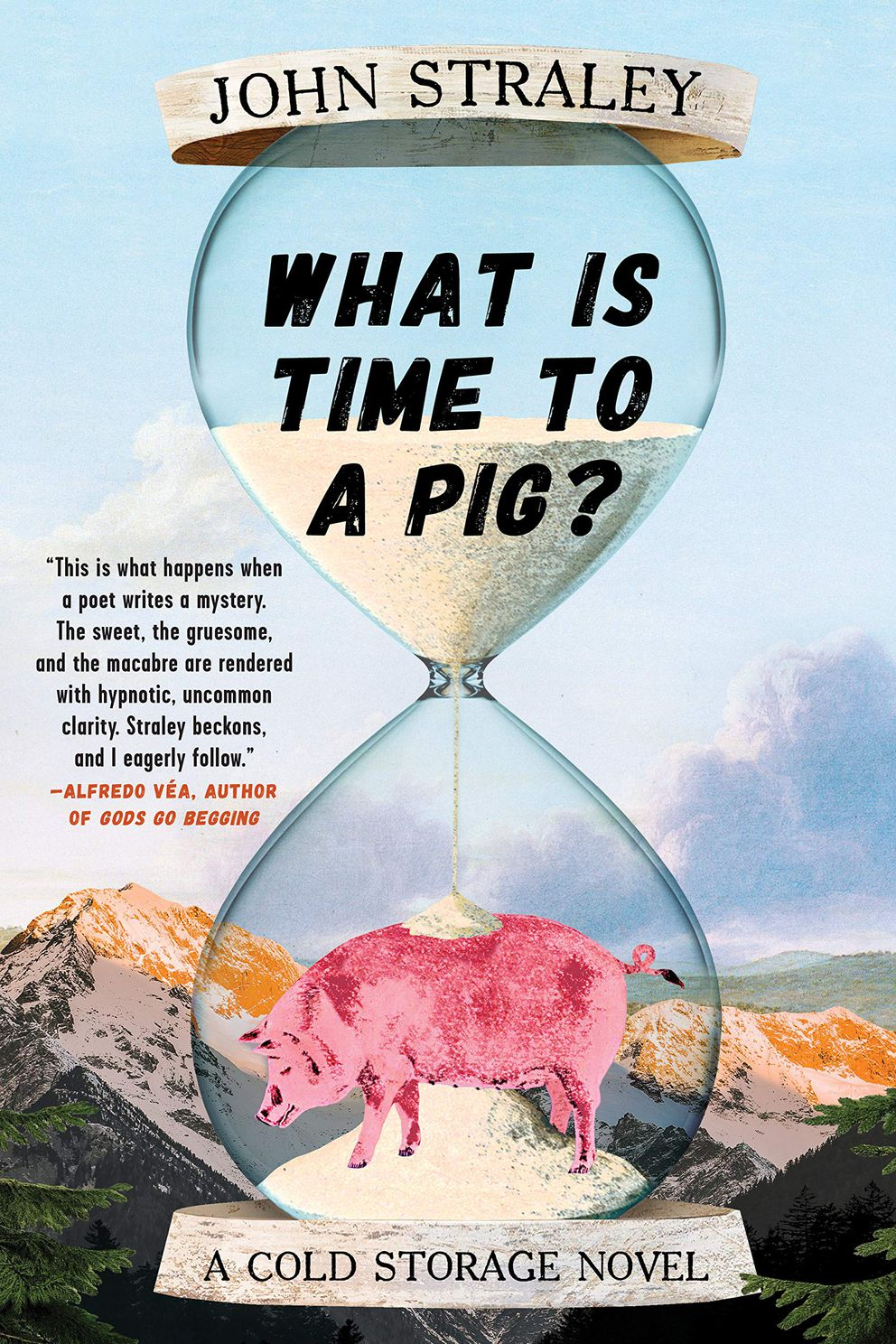 """What is Time to a Pig?"" by John Straley"