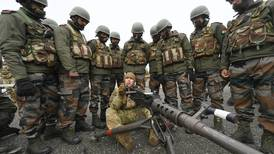 India military units join Army paratroopers in Alaska for cold-weather joint exercises